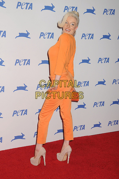 30 September 2015 - Hollywood, California - Courtney Stodden. PETA 35th Anniversary Gala held at the Hollywood Palladium. <br /> CAP/ADM/BP<br /> &copy;BP/ADM/Capital Pictures
