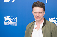 "Matt Day at the ""Sweet Country"" photocall, 74th Venice Film Festival in Italy on 6 September 2017.<br /> <br /> Photo: Kristina Afanasyeva/Featureflash/SilverHub<br /> 0208 004 5359<br /> sales@silverhubmedia.com"