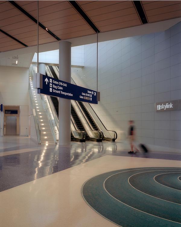 Dallas/Fort Worth International Airport   Architect: HNTB