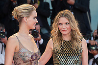 Michelle Pfeiffer, Jennifer Lawrence at the &quot;Mother!&quot; premiere, 74th Venice Film Festival in Italy on 5 September 2017.<br /> <br /> Photo: Kristina Afanasyeva/Featureflash/SilverHub<br /> 0208 004 5359<br /> sales@silverhubmedia.com