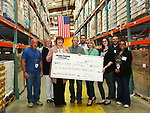 2017_04_13  JCP&L Harvest For Hunger Check Presentations