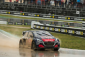 14th April 2018, Circuit de Barcelona-Catalunya, Barcelona, Spain; FIA World Rallycross Championship; Sebastien Loeb 9 during Fia World Rally Corss Championship round 1