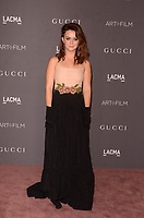 LOS ANGELES, CA - NOVEMBER 04: Billie Lourd at the 2017 LACMA Art + Film Gala Honoring Mark Bradford And George Lucas at LACMA on November 4, 2017 in Los Angeles, California. Credit: David Edwards/MediaPunch /NortePhoto.com