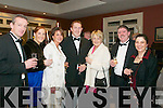 St. Michael's College Valentine's Ball : Attending the St Michaels College Ball on Saturday night last which was held at The Listowel Arms Hotel were Mike & Joanne Kennelly, Collette & Noel Kennelly,  Nuala Kennelly & Sean & Dara Costello.