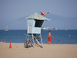 California life guard towers