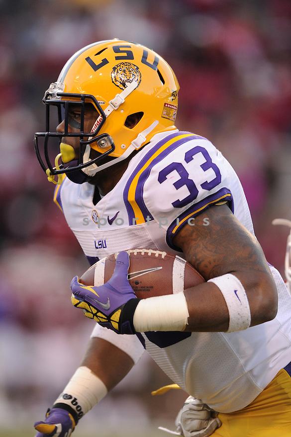 Jeremy Hill(33) / Louisiana State Tigers