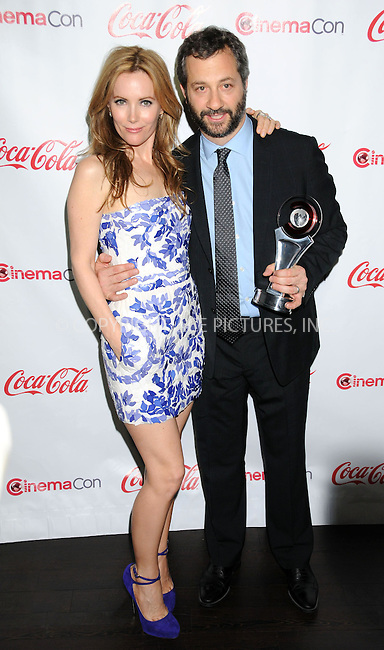 WWW.ACEPIXS.COM . . . . .  ..... . . . . US SALES ONLY . . . . .....April 26 2012, Las Vegas....Leslie Mann and Judd Apatow at the CinemaCon Awards held at Caesars Palace Hotel on April 26 2012 in Las Vegas....Please byline: FAMOUS-ACE PICTURES... . . . .  ....Ace Pictures, Inc:  ..Tel: (212) 243-8787..e-mail: info@acepixs.com..web: http://www.acepixs.com