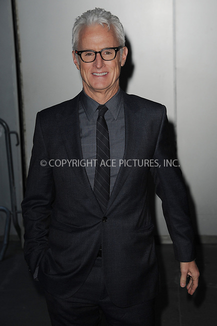 WWW.ACEPIXS.COM<br /> March 22, 2015 New York City<br /> <br /> John Slattery attending the 'Mad Men' New York Special Screening at The Museum of Modern Art on March 22, 2015 in New York City.<br /> <br /> Please byline: Kristin Callahan/AcePictures<br /> <br /> ACEPIXS.COM<br /> <br /> Tel: (646) 769 0430<br /> e-mail: info@acepixs.com<br /> web: http://www.acepixs.com