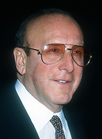 Clive Davis, 1994, Photo By Michael Ferguson/PHOTOlink