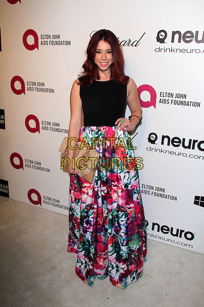 WEST HOLLYWOOD, CA - March 02: Jillian Rose Reed at the 22nd Annual Elton John AIDS Foundation Oscar Viewing Party, Private Location, West Hollywood,  March 02, 2014.  <br /> CAP/MPI/JO<br /> &copy;Janice Ogata/MediaPunch/Capital Pictures