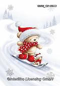 Roger, CHRISTMAS ANIMALS, WEIHNACHTEN TIERE, NAVIDAD ANIMALES, paintings+++++,GBRMCX-0013,#xa#