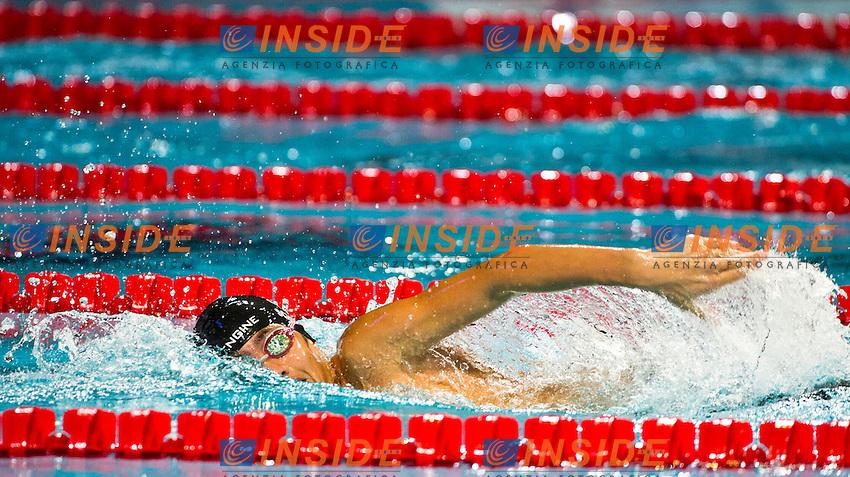 SCHUSTER Brandon SAM..Men's 200 Freestyle..FINA World Short Course Swimming Championships.Istanbul Turkey 12 - 16 Dec. 2012.Day 01.Photo G.Scala/Deepbluemedia/Inside