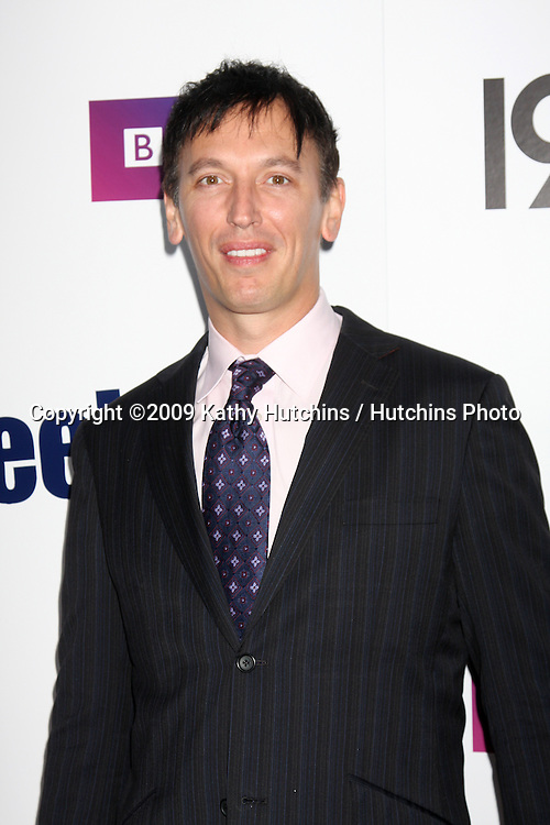 Steve Valentine arriving at the Brit Week 2009 Reception  on April 23 ,2009 at the British Counsel General's Official Residence in Los Angeles, California..©2009 Kathy Hutchins / Hutchins Photo....                .