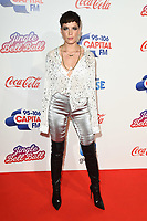 Halsey<br /> at Capital's Jingle Bell Ball 2018 with Coca-Cola, O2 Arena, London<br /> <br /> ©Ash Knotek  D3465  08/12/2018