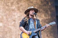 performs at the Festival d'ete de Quebec (Quebec Summer Festival) on July 6, 2018. THE CANADIAN PRESS IMAGES/Francis Vachon