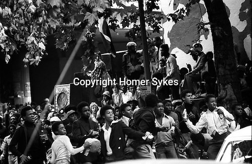 Notting Hill, London. 1976<br />