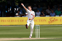 Neil Wagner of Essex in bowling action during Essex CCC vs Warwickshire CCC, Specsavers County Championship Division 1 Cricket at The Cloudfm County Ground on 21st June 2017