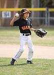 LALL AA Giants vs. Yankees at Purissima Fields,  May 17, 2014