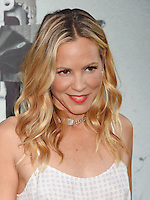 HOLLYWOOD, CA - JULY 19: Actress Maria Bello attends the premiere of New Line Cinema's 'Lights Out' at TCL Chinese Theatre on July 19, 2016 in Hollywood, California.<br /> CAP/ROT/TM<br /> &copy;TM/ROT/Capital Pictures /MediaPunch ***NORTH AND SOUTH AMERICAS ONLY***