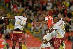 Independiente Santa Fe igualó como local 1-1 ante Deportes Tolima. Fecha 15 Liga Águila II-2017.