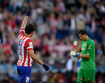 MADRID, ESPAÑA . FUTBOL <br /> Partido de la liga BBVA entre el At.Madrid vs Ath BIlbao . 3/11/2013<br /> PHOTOCALL3000/ Dani Pozo