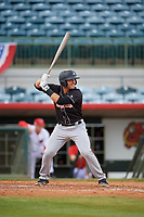 Jupiter Hammerheads Nick Fortes (7) at bat during a Florida State League game against the Florida Fire Frogs on April 8, 2019 at Osceola County Stadium in Kissimmee, Florida.  Florida defeated Jupiter 7-6 in ten innings.  (Mike Janes/Four Seam Images)