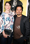 "HOLLYWOOD, CA. - April 06: Michael Peña arrives at the Los Angeles premiere of ""Observe and Report"" at Grauman's Chinese Theater on April 6, 2009 in Hollywood, California."