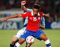 Selección Chilena 2012 Chile vs Argentina