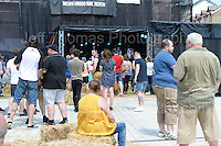 Visitors to the Merthyr Rising festival enjoy the sunshine and entertainment during the Merthyr Rising Festival 2016 in Merthyr Tydfil on Saturday June 4th and Sunday June 5th 2016. <br /> <br /> <br /> Jeff Thomas Photography -  www.jaypics.photoshelter.com - <br /> e-mail swansea1001@hotmail.co.uk -<br /> Mob: 07837 386244 -