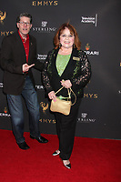 LOS ANGELES - AUG 23:  Bob Bergen, Patrika Darbo at the Daytime Television Stars Celebrate Emmy Awards Season at the Saban Media Center at the Television Academy on August 23, 2017 in North Hollywood, CA