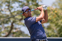Pablo Larrazabal (ESP) during the 3rd round of the Alfred Dunhill Championship, Leopard Creek Golf Club, Malelane, South Africa. 30/11/2019<br /> Picture: Golffile | Shannon Naidoo<br /> <br /> <br /> All photo usage must carry mandatory copyright credit (© Golffile | Shannon Naidoo)