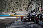 2017 IndyCar Media Day - Track Action<br /> Phoenix Raceway, Arizona, USA<br /> Saturday 11 February 2017<br /> James Hinchcliffe<br /> World Copyright: Michael L. Levitt/LAT Images<br /> ref: Digital Image _01I5315