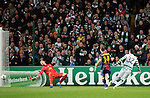Tony Watt scores Celtic's second goal