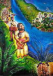 Afro-Colombian Mural II