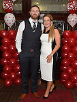 Shane and Aoife Loughran pictured at the Valentine Ball in the Grove House Dunleer. Photo:Colin Bell/pressphotos.ie