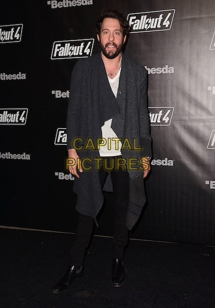 05 November - Los Angeles, Ca - Jonathan Kite. Arrivals for the official launch party of the video game &quot;Fallout 4&quot; held at a private location in Downtown LA.  <br /> CAP/ADM/BT<br /> &copy;BT/ADM/Capital Pictures