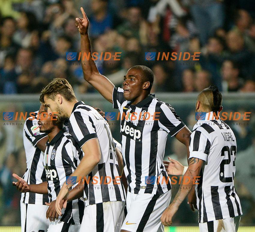 Angelo Ogbonna Juventus<br /> Bergamo 27-09-2014 Stadio Atleti Azzurri d'Italia - Football 2014/2015 Serie A. Atalanta - Juventus Foto Giuseppe Celeste / Insidefoto