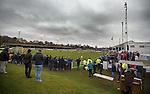 The Rangers end at Borough Briggs, Elgin City