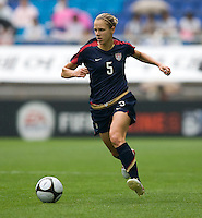 Lindsay Tarpley. The USWNT defeated Canada, 1-0, at Suwon World Cup Stadium in Suwon, South Korea, to win the Peace Queen Cup.