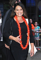 OCT 08 Tia Carrere at Good Morning America
