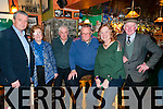 60 Years in Business: Attending the party to celebrate  60 years in business at John B Keane's bar, Listowel on Saturday night last were John Keane, Mary Keane, Pat Whelan, Eric Browne, Carol Strickt & Donie Hickey.