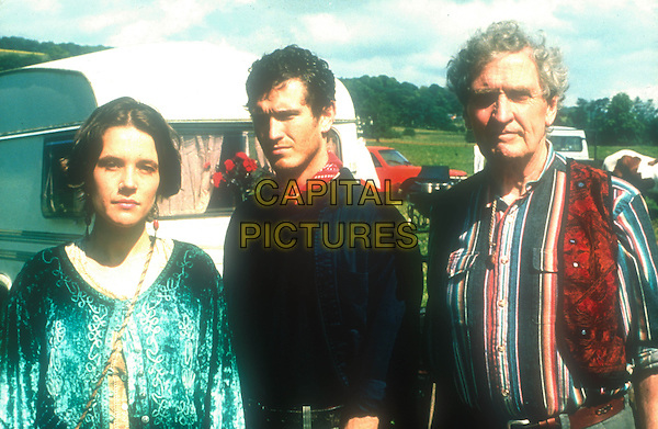 ELIZABETH THOMAS, NICK MORAN & JEROME WILLIS.in Midsomer Murders - Blood Will Out.Filmstill - Editorial Use Only.CAP/AWFF.www.capitalpictures.com.sales@capitalpictures.com.Supplied By Capital Pictures.