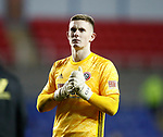 Dean Henderson of Sheffield Utd applauds the fans during the FA Cup match at the Madejski Stadium, Reading. Picture date: 3rd March 2020. Picture credit should read: Simon Bellis/Sportimage