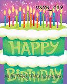 Sarah, CHILDREN BOOKS, BIRTHDAY, GEBURTSTAG, CUMPLEAÑOS, paintings+++++HappyBdayCake-16-A-1,USSB449,#BI#, EVERYDAY ,cake