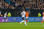 06.09.2019, Volksparkstadion, HAMBURG, GER, EMQ, Deutschland (GER) vs Niederlande (NED)<br /> <br /> DFB REGULATIONS PROHIBIT ANY USE OF PHOTOGRAPHS AS IMAGE SEQUENCES AND/OR QUASI-VIDEO.<br /> <br /> im Bild / picture shows<br /> <br /> <br /> <br /> während EM Qualifikations-Spiel Deutschland gegen Niederlande  in Hamburg am 07.09.2019, <br /> <br /> Foto © nordphoto / Kokenge