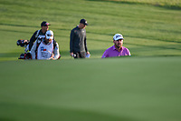 Graeme McDowell (NIR) approaches the green on 10 during day 2 of the Valero Texas Open, at the TPC San Antonio Oaks Course, San Antonio, Texas, USA. 4/5/2019.<br /> Picture: Golffile | Ken Murray<br /> <br /> <br /> All photo usage must carry mandatory copyright credit (&copy; Golffile | Ken Murray)
