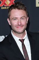 UNIVERSAL CITY, CA, USA - OCTOBER 02: Chris Hardwick arrives at the Los Angeles Premiere Of AMC's 'The Walking Dead' Season 5 held at AMC Universal City Walk on October 2, 2014 in Universal City, California, United States. (Photo by David Acosta/Celebrity Monitor)