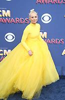 15 April 2018 - Las Vegas, NV -  Lindsey Vonn.  2018 ACM Awards arrivals at MGM Grand Garden Arena. <br /> CAP/ADM/MJT<br /> &copy; MJT/ADM/Capital Pictures