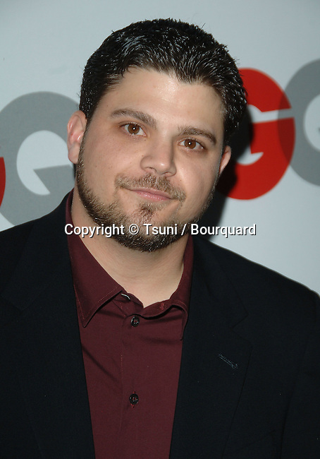 Jerry Ferrara - <br /> GQ 2008 Men of the Year at the chateau Marmont Hotel in Los Angeles.