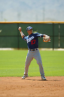 Omar Estevez - Los Angeles Dodgers 2016 spring training (Bill Mitchell)